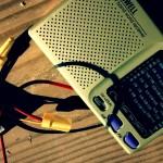 DIY Solar Powered Radio from Yard Solar Lights