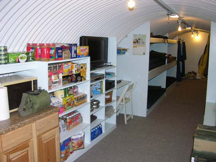 Food Storage Bunker