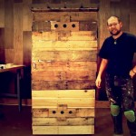 DIY: Build Pallet Smokehouse for Less than $100