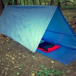 60+ Nifty Shelters You Can Make Using a Tarp