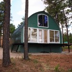 13 Awesome Photos: Cheap DIY Off-Grid Cabin