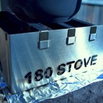 Cook or Boil Water with the 180 Stove by 180 Tack