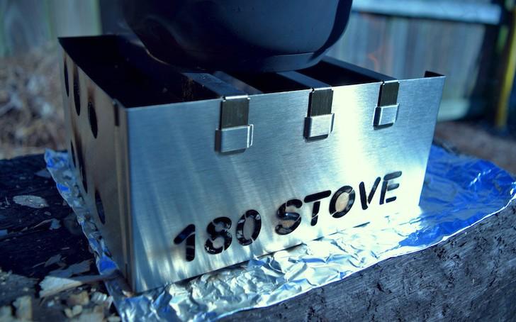 180 Stove