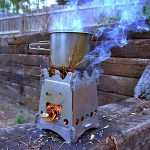 The Emberlit Original Pocket Stove is the Perfect Choice for Your 72 Hour Bag