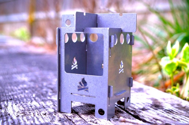 Bushcraft Essentials Outdoor Pocket Stoves