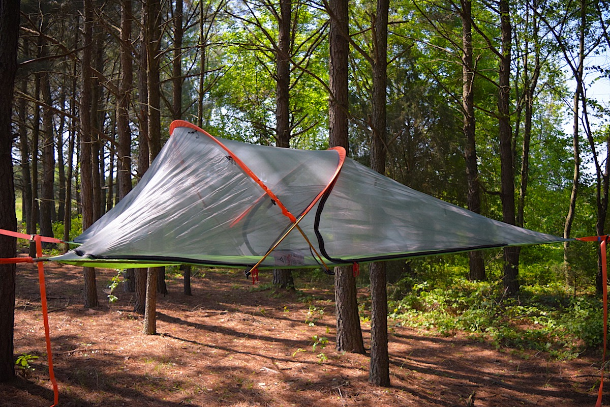 Bug Out In The Trees With The Tentsile Connect Tree Tent