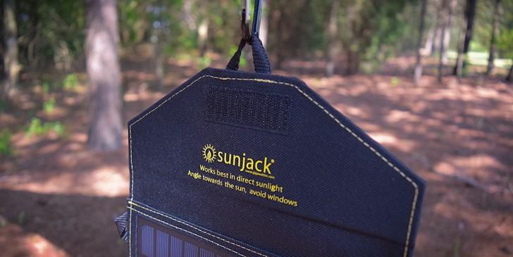 SunJack 14W Solar Charger