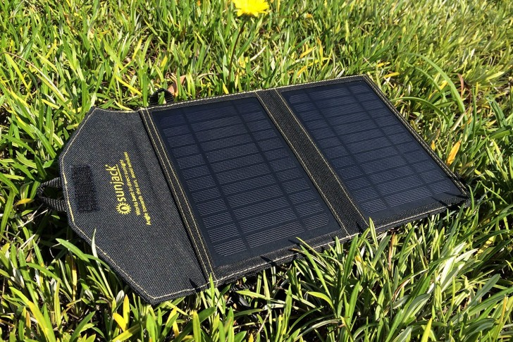 Comparing Portable Solar Chargers