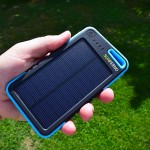 Power Your Electronics with the Sunferno Flintstone Solar Charger