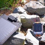 EnerPlex Kickr IV Solar Charger with Accessories