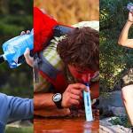 Personal Water Filter Comparison: Sawyer, LifeStraw, Survivor Filter