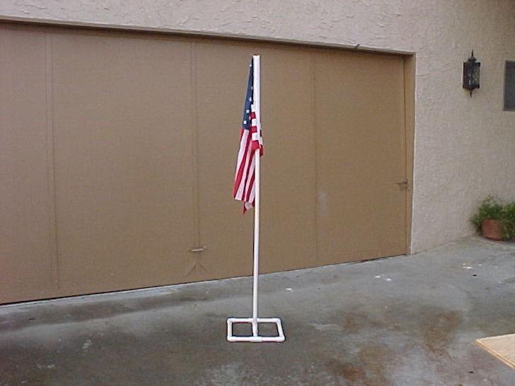 pvc-flag-pole