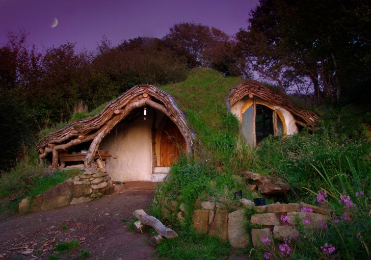 DIY Hobbit House