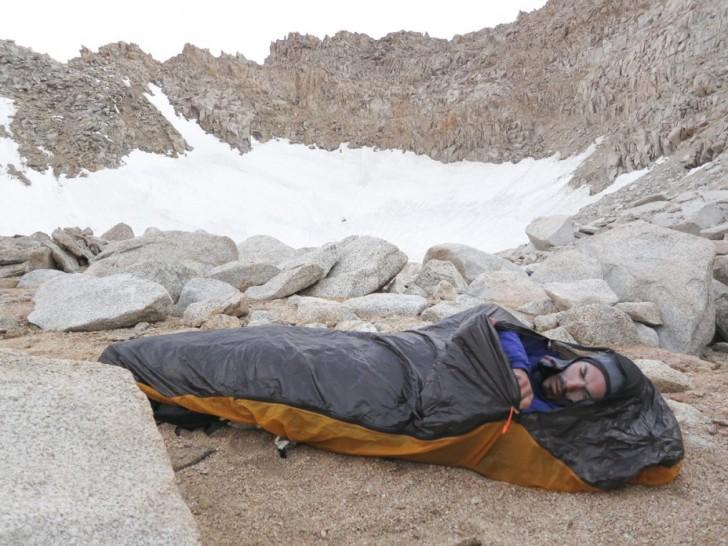 Winter Survival Bivy Sack