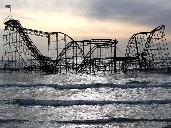 Climate Change Rising Seas