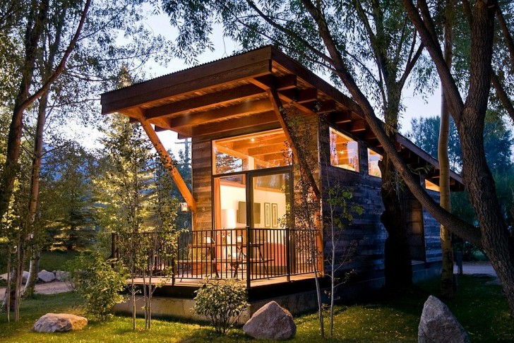 12 Awesome Tiny Homes U0026 Tiny Home Plans For Preppers