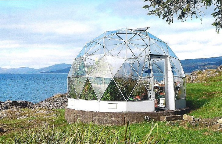 geodesic dome greenhouse - Dome Greenhouse Designs