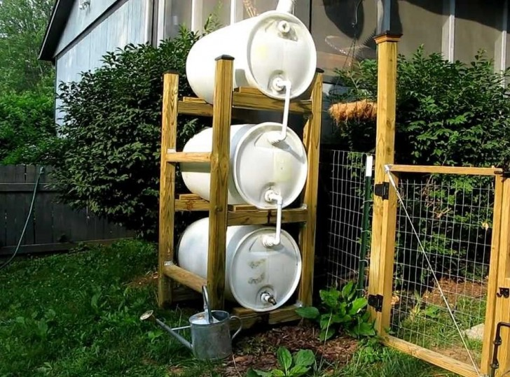 14 Awesome Rainwater Harvesting Systems