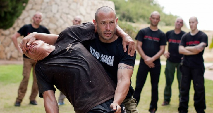Krav Maga Defense Course