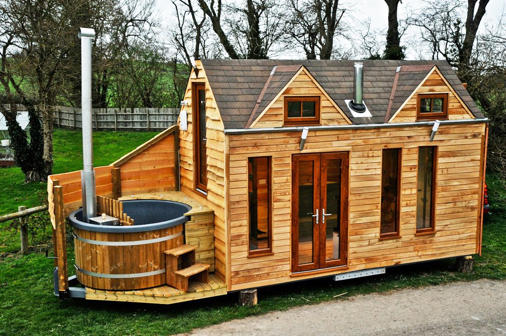 Tiny Home Designs: 12 Awesome Tiny Homes & Tiny Home Plans For Preppers