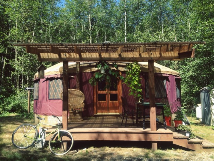 Portable Noomad Yurt