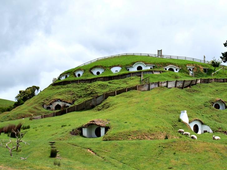 Hobbit Town Hobbiton