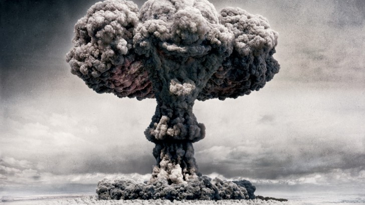 End of the World: Nuclear War