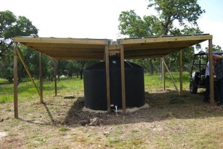Butterfly Rainwater Storage