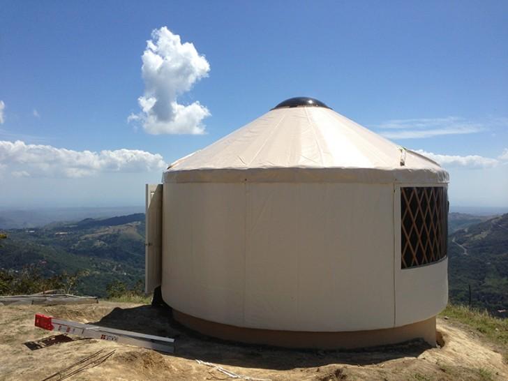Panama Yurt