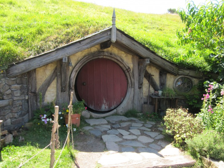 Shire Hobbit House