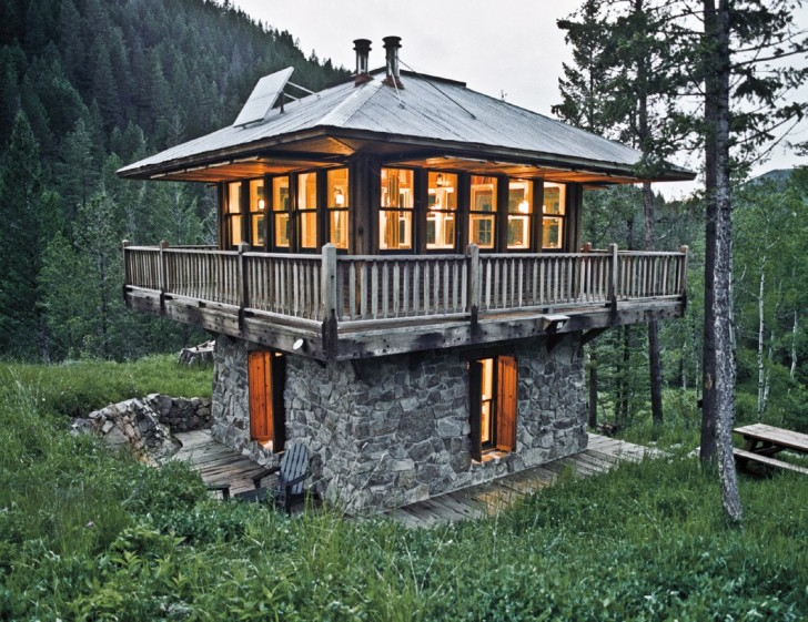Tiny Home of Stone