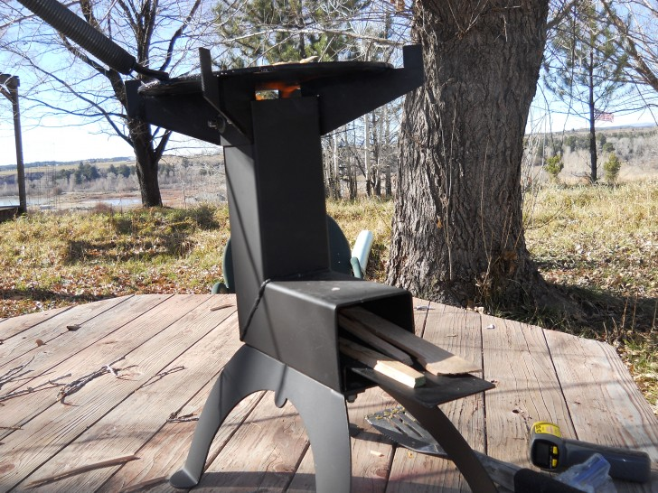 13 Diy Rocket Stove Designs