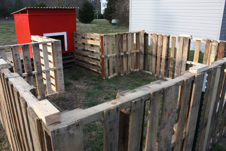 how to build a goat fence
