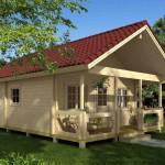 Cheap Cabin Kits Starting At $3900